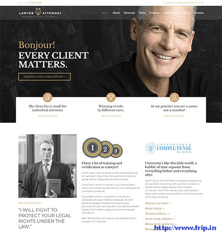 Lawyer-&-Attorney-Law-WordPress-Theme