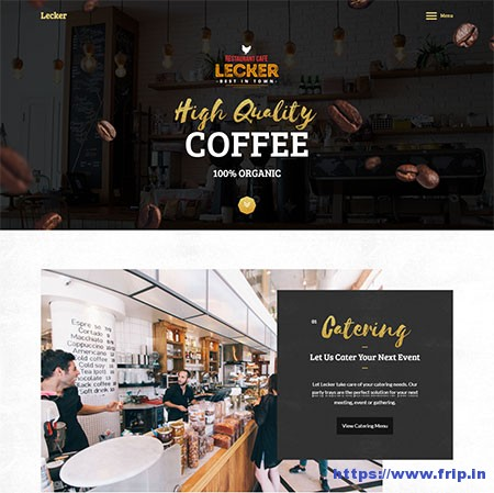 Lecker-Restaurant-&-Cafe-WordPress-Theme
