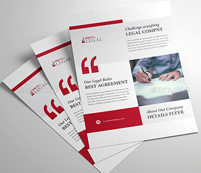 Legal-Corporate-Law-Firm-Flyer