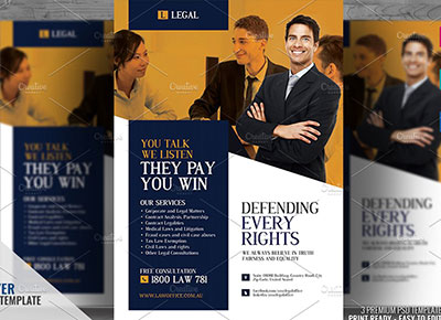 Legal-&-Law-Services-Flyer
