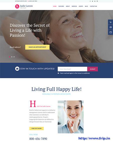 Life-Coach-WordPress-Themess