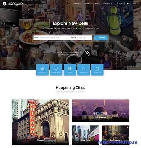 ListingPro-WordPress-Directory-Theme