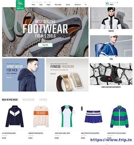 Littlemonsters-Sport-Shop-WooCommerce-Theme
