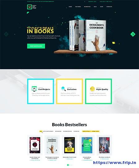 Lorem-Ipsum-Book-Store-WordPress-Theme