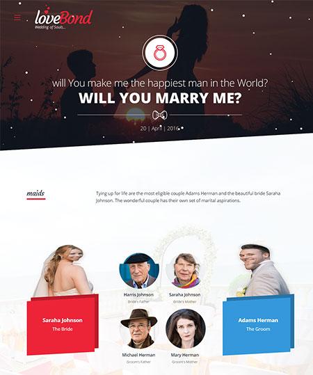 Love-Bond-Wedding-WordPress-Theme