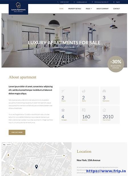 Luxury-Apartment-Single-Property-Theme