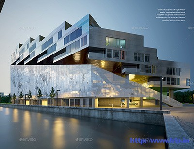 Luxury-Landscape-Real-Estate-Brochure