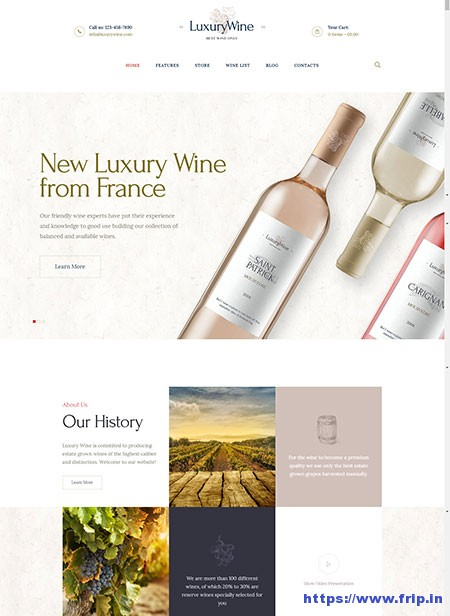 Luxury-Wine-WordPress-Theme