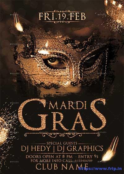 Mardi-Gras-&-Carnival-Flyer