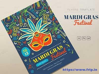 Mardi-Gras-Festivals-Flyer