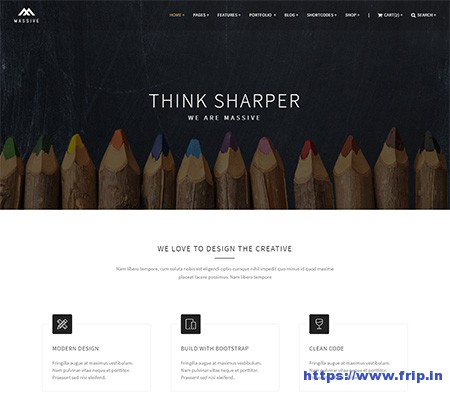Massive-Multi-Purpose-HTML5-Template