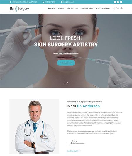 Medin-Medical-Center-WordPress-Theme