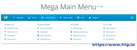 Mega-Main-Menu-WordPress-Plugin