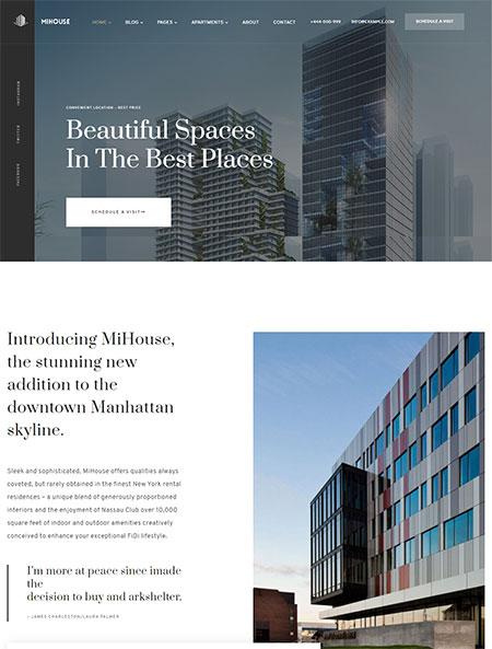 MiHouse-Single-Property-WordPress-Theme