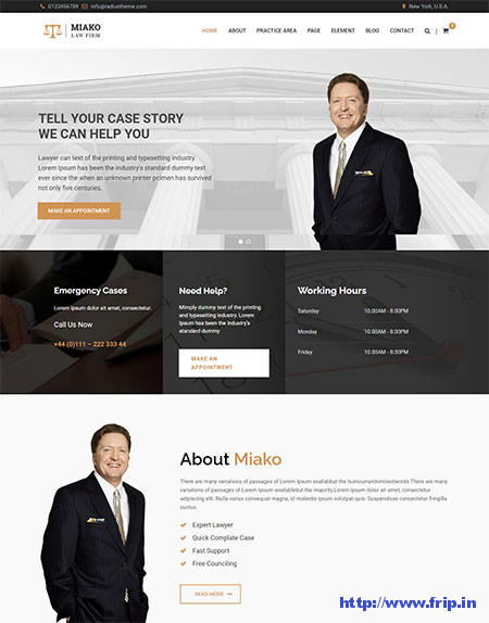 Miako-Law-Firm-WordPress-Theme