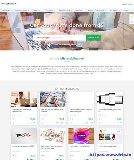 MicroJob-Engine-WordPress-Theme