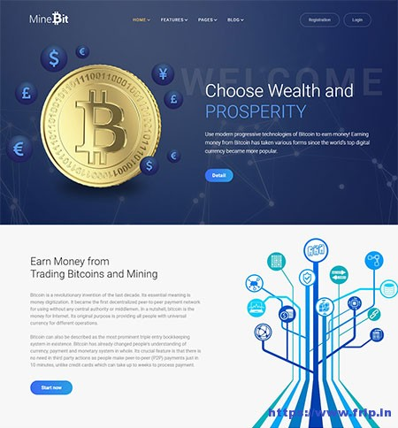 Minebit-Bitcoin-Cryptocurrency-WordPress-Theme