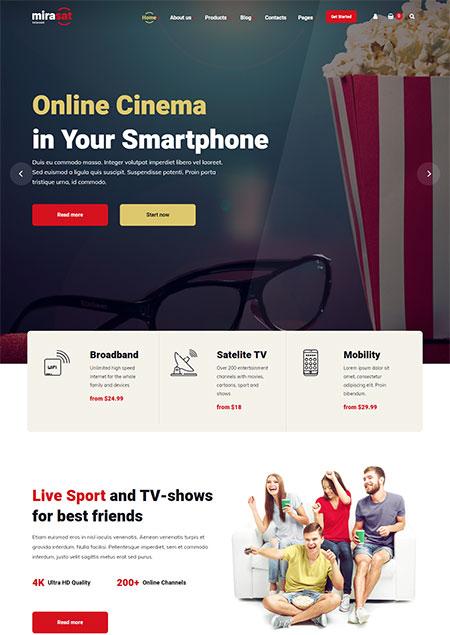 Mirasat-Internet-Provider-&-Satellite-TV-Theme