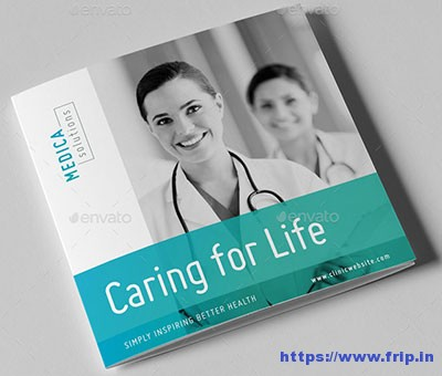 Modern-Medical-Square-Trifold-Brochure