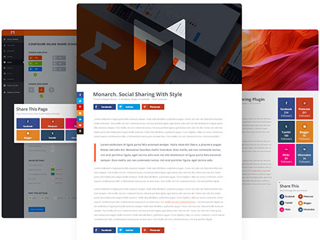 Monarch-Social-Sharing-WordPress-Plugin
