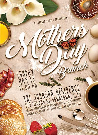 Mother-Day-Brunch-Flyer