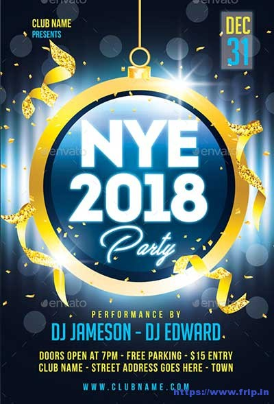 NYE-Party-Flyer