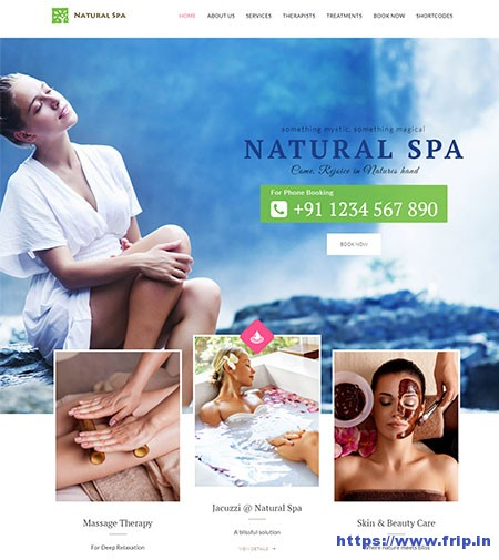 Nature-Spa-Beauty-Spa-WordPress-Theme