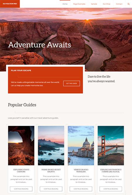 Navigation-Pro-WordPress-Theme