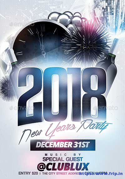 New-Year-Eve-Party-flyer