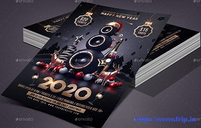 New-Year-Party-Flyer-Template