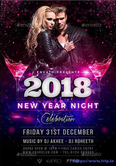 New-Year-Party-Flyer