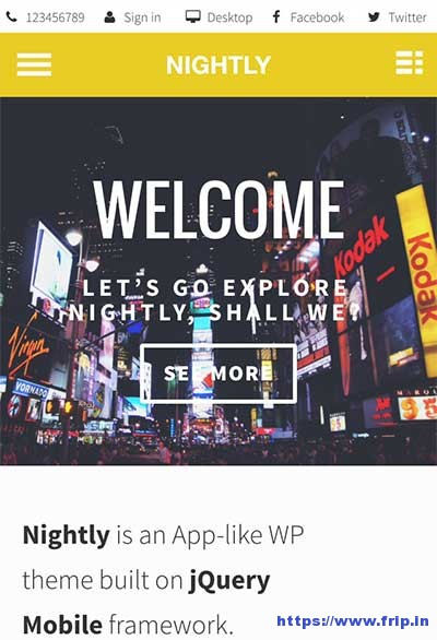 Nightly-Mobile-Ultimate-Mobile-Theme