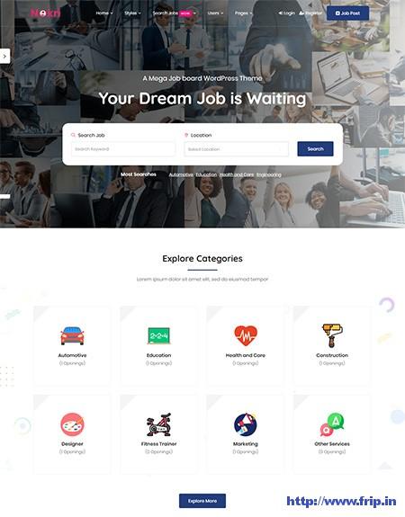 Nokri-Job-Board-WordPress-Theme