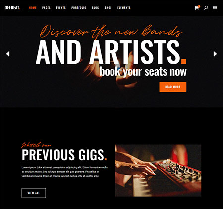 Offbeat-Nightlife-WordPress-Theme
