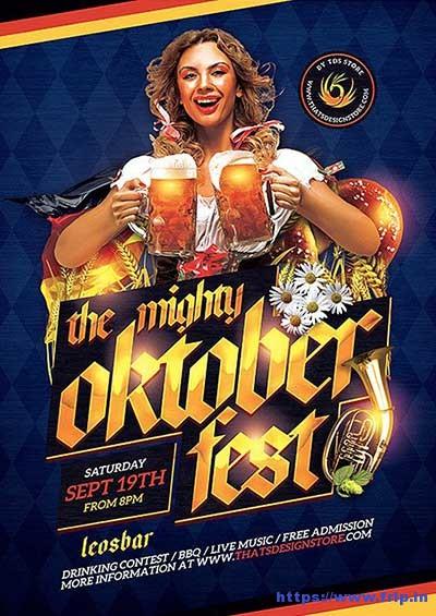 Oktoberfest-Flyer-Template-V11s