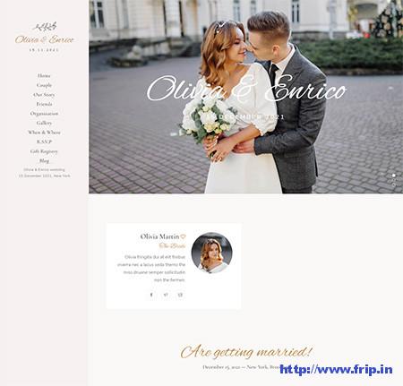 Olivia-&-Enrico-Wedding-Template