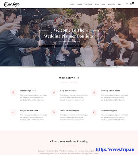 OneLove-Multipurpose-Wedding-Theme