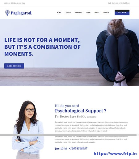 Paglagarod-Psychology-&-Counselling-WordPress-Theme