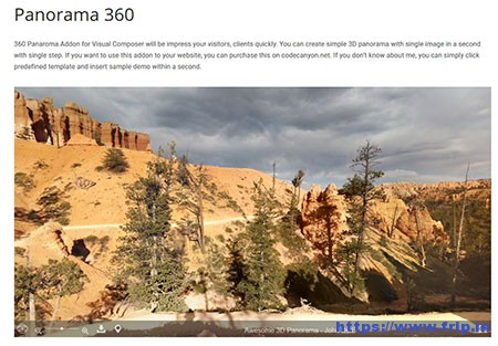 Panorama-360-Addon-For-Visual-Composer