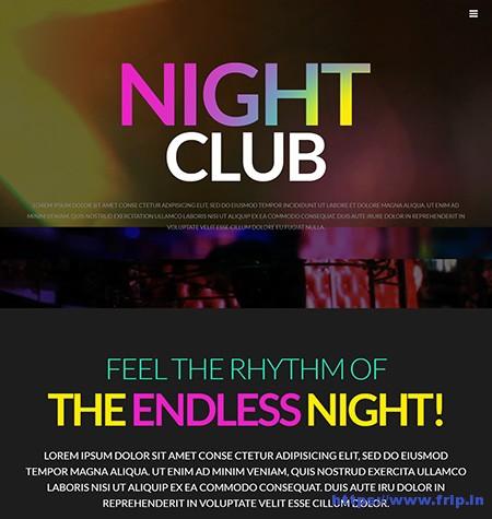 Party-WordPress-Theme