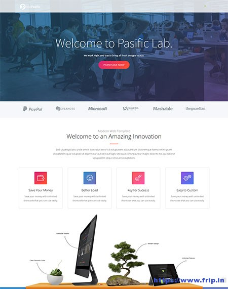 Pasific-Multipurpose-HTML5-Template