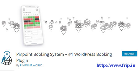 Pinpoint-Booking-System-Plugin