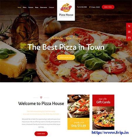Pizza-House-WordPress-Theme