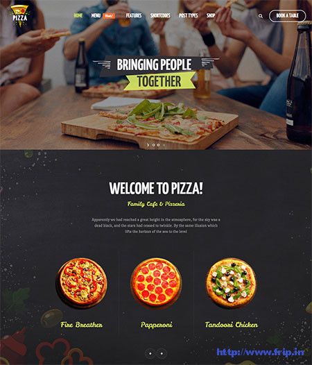 Pizza-Restaurant-Fast-Food-Theme