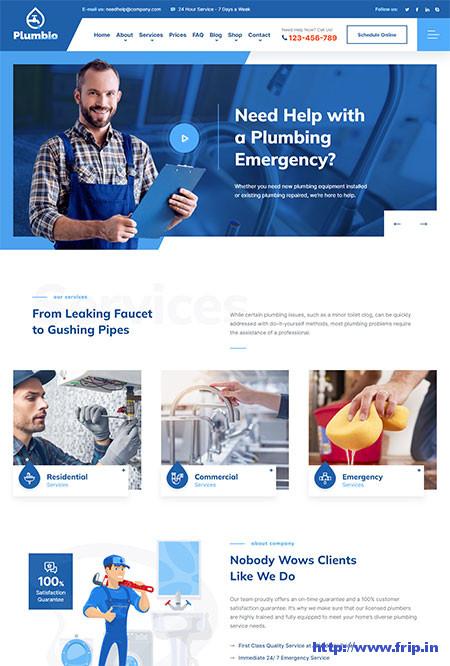 Plumbio-Plumbing-Services-Theme