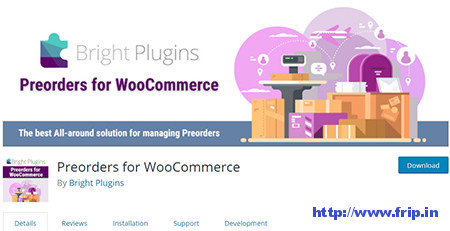Preorder-for-WooCommerce