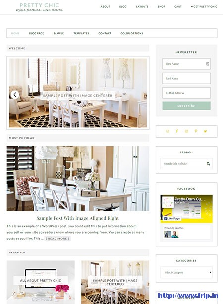 Pretty-Chic-Pro-WordPress-Theme