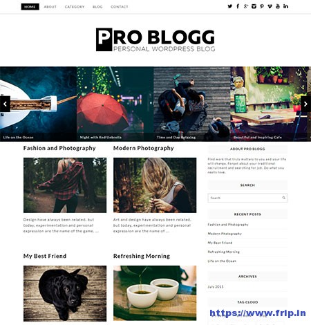 Problogg-WordPress-Theme