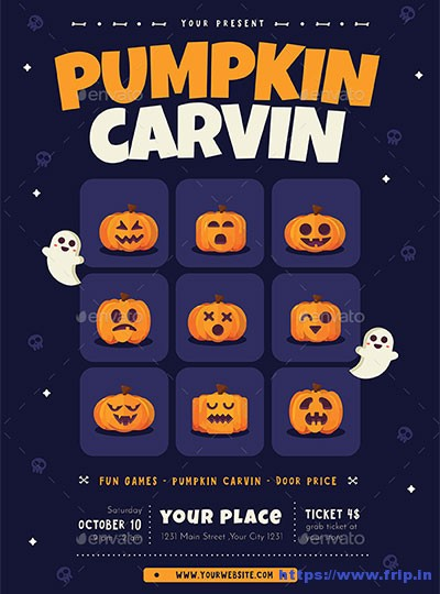 Pumpkin-Carving-Flyer