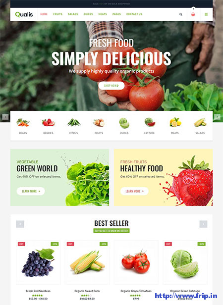 Qualis-Organic-Food-WordPress-Theme